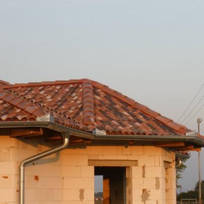 Montáž kompletních střech